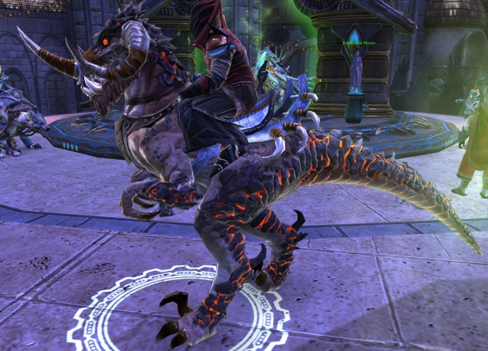 Just saying, Rift has some pretty sweet mounts.