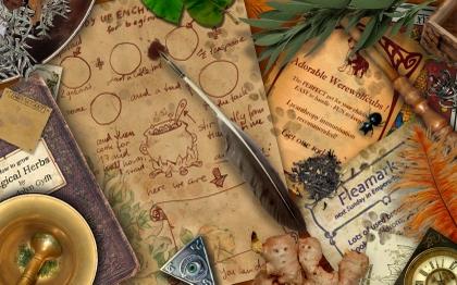 magic spellbook